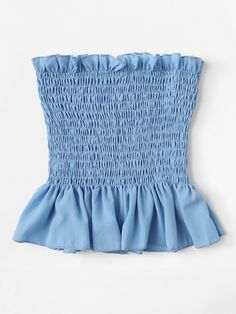 Ruffle Hem Tube Top Ruffle Hem Tube TopFor Women-romwe - - Ruffle Hem Tube Top Ruffle Hem Tube TopFor Women-romwe Ruffle Hem Tube Top Ruffle Hem Tube TopFor Women-romwe Source by hardarpara Teenager Outfits, Outfits For Teens, Trendy Outfits, Summer Outfits, Cute Outfits, Fashion Outfits, Tube Top Outfits, Garage Clothing, Diy Tops