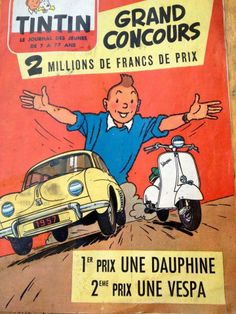 Tintin - Grand Concours