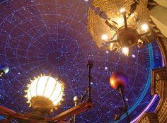 美しい夜空を手軽に体験出来るプラネタリウム