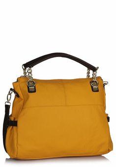 Steve Madden - Yellow Handbag