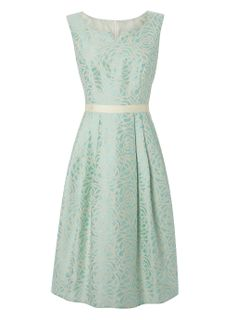 Mint Textured Prom Dress http://www.weddingheart.co.uk/bhs--mother-of-the-bride.html