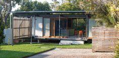 rodney moss creates the mook in australia for family retreat - designboom | architecture