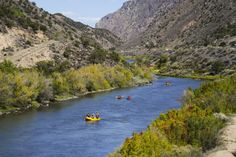 Hwy 68 along the Rio Grande near Embudo, New Mexico