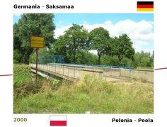 Confini amministrativi - Riigipiirid - Political borders - 国境 - 边界: 2000 DE-PL Saksamaa-Poola Germania-Polonia