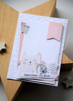 Favorites Scrapbooking Chat, Kids Cards, Cardmaking, Mixed Media, Paper Crafts, Blog, Handmade, Cats, Cards