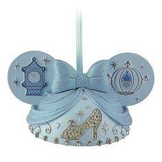 Cinderella ornament. Need!