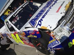 6th place finish for the Aarons Dream Machine and Chase Elliott, big learning experience for him.