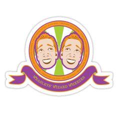 weasley's wizarding wheezes logo