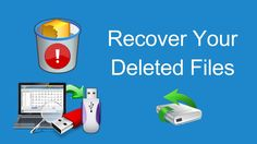 Deleting files accidentally is very easy and its something we cannot avoid even if we want to so it is always good to have a various method to recover those deleted files which you want back.