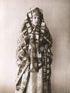 Русский традиционный костюм