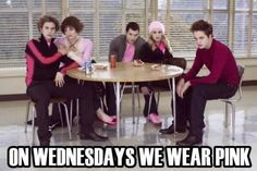 If the Cullens went to school with the Mean Girls...