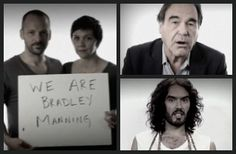 "'I Am Bradley Manning': Celebrities Line Up For Video Supporting Embattled Military Whistleblower   Supporters of #Bradley_Manning.  ""It's very hard for a lower-level soldier to turn on his officers and saw there was a war crime here,"" filmmaker Stone lamented.   Watch, via #I_am_Bradley_Manning:"
