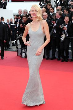 "Naomi Watts at the premiere of ""Money Monster"" at Cannes Film Festival."