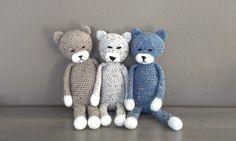 3x Amineko. Crochet Tweed van de Zeeman