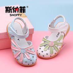 cb064138 17.72 20% de DESCUENTO|Snoffy niños niñas sandalia cuero genuino princesa  verano Zapatos hueco estrella flor niños sandalias de cuero TX152 en  Sandalias de ...