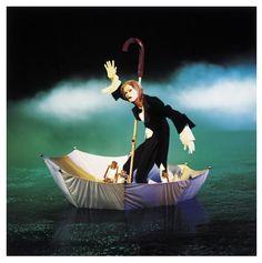 Cirque Du Soleil, 'Worlds Away' by Rocio Bacino.