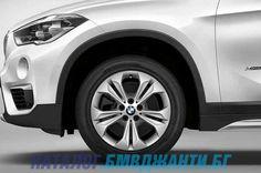 Оригинални Джанти BMW Double Spoke Style 564 – 17″
