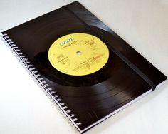 KALENDER+URIAH+HEEP++von+VinylKunst+Aurum+-+Schallplatten+Upcycling+der+besonderen+ART+auf+DaWanda.com