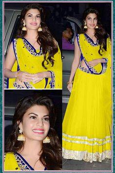Yellow Colour Designer Lehenga
