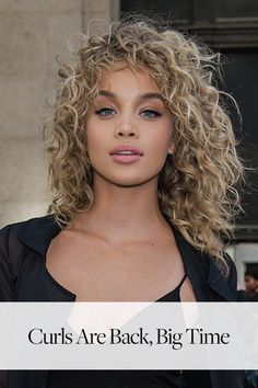 Proof That Curls Are Back, Big Time via @PureWow