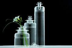 Michele De Lucchi's feeling for design: Kado vases, Produzione Privata, 2009 @micheledelucchi #designbest