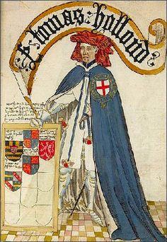 Thomas Holland, Earl of Kent