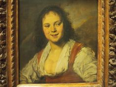 """A Bohemien"" by Frans Hals is usually interpreted as joyful. I would only add that there is a degree of ambiguity in this representation, and we could as easily see it as sinister; for a Bohemien is suspected of witchcraft; and so we should wonder if Hals didn't mean to show us something more complex -- something like a joyful bride of the Devil."