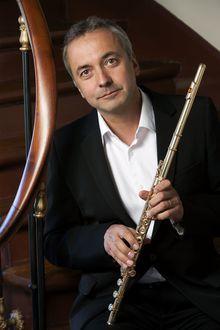 フィリップ・ベルノルド:フルート奏者、指揮者 | CCI FRANCE JAPON