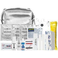 Ms. & Mrs. Minimergency Kit