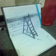 3D sketsa drawing with mypen..