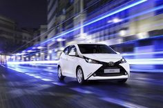 Go fun your self in the new Toyota Aygo ! You won't be disappointed