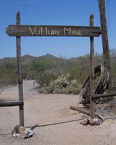 Vulture Mine  Wickenburg, Arizona US
