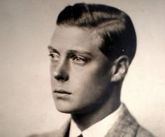 EDWARD VIII King of Great Britain  Ireland and the British Dominions beyond the Seas. ABDICATED 1936
