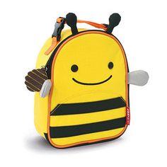 "Babyssimo.de - Lunch-Tasche ""Biene"""