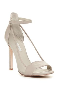 Natalee Open Toe Ankle Strap Pump by BCBGeneration on @HauteLook