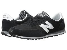New Balance Classics WL410 Black 1 - Zappos.com Free Shipping BOTH Ways