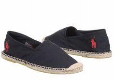 THE WIFE Gift Guide: Ralph Lauren Boys Shoes