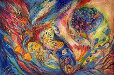 the Chagall dreams - Elena Kotliarker