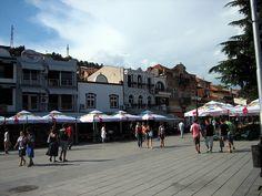 Ohrid Macedonia, World Heritage Sites, Fruit Salads