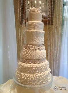 Looking for the perfect wedding cake or special occasion cake? Delicious Cakes in Dallas, Addison, and Southlake is one of North Texas's premier cake companies. Whether you're looking for a traditional wedding cake, a creative wedding cake, a theme birthday cake, wedding cupcakes, a groom's cake, they will wow you! Give them a call today. They love Dallas brides and North Texas brides! Like them on Facebook1