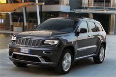 Jeep Grand Cherokee (WK2): seit 2010