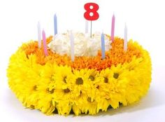 This is a simple design of a 'birthday