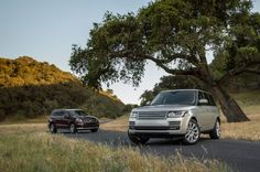 2013 Range Rover Supercharged vs. Mercedes-Benz GL63 AMG - Motor Trend