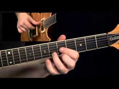 #Technique #Guitar #Lessons - Two-Hand Groove - #11 A La James - Guitar Lesson - Ben Lacy