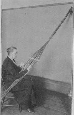 weaving on båndvev | The Canadian Handcrafts Guild | 1934