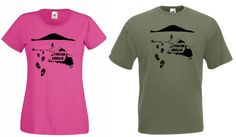 Tyhyjänkävelijä T-paidat
