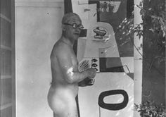 Le Corbusier Vandalized a House in the Nude — Design News