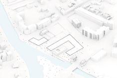 Ilot de l'Octroi | Architect Magazine | MVRDV, Rennes, France, Multifamily, Mixed-Use, Retail, New Construction