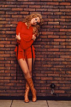 Ann Margaret.. i kind of want my long hair back now!