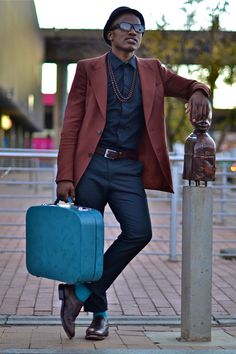 The Expressionist South African Street Style